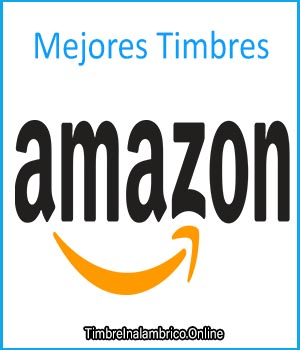 timbre inalambrico amazon